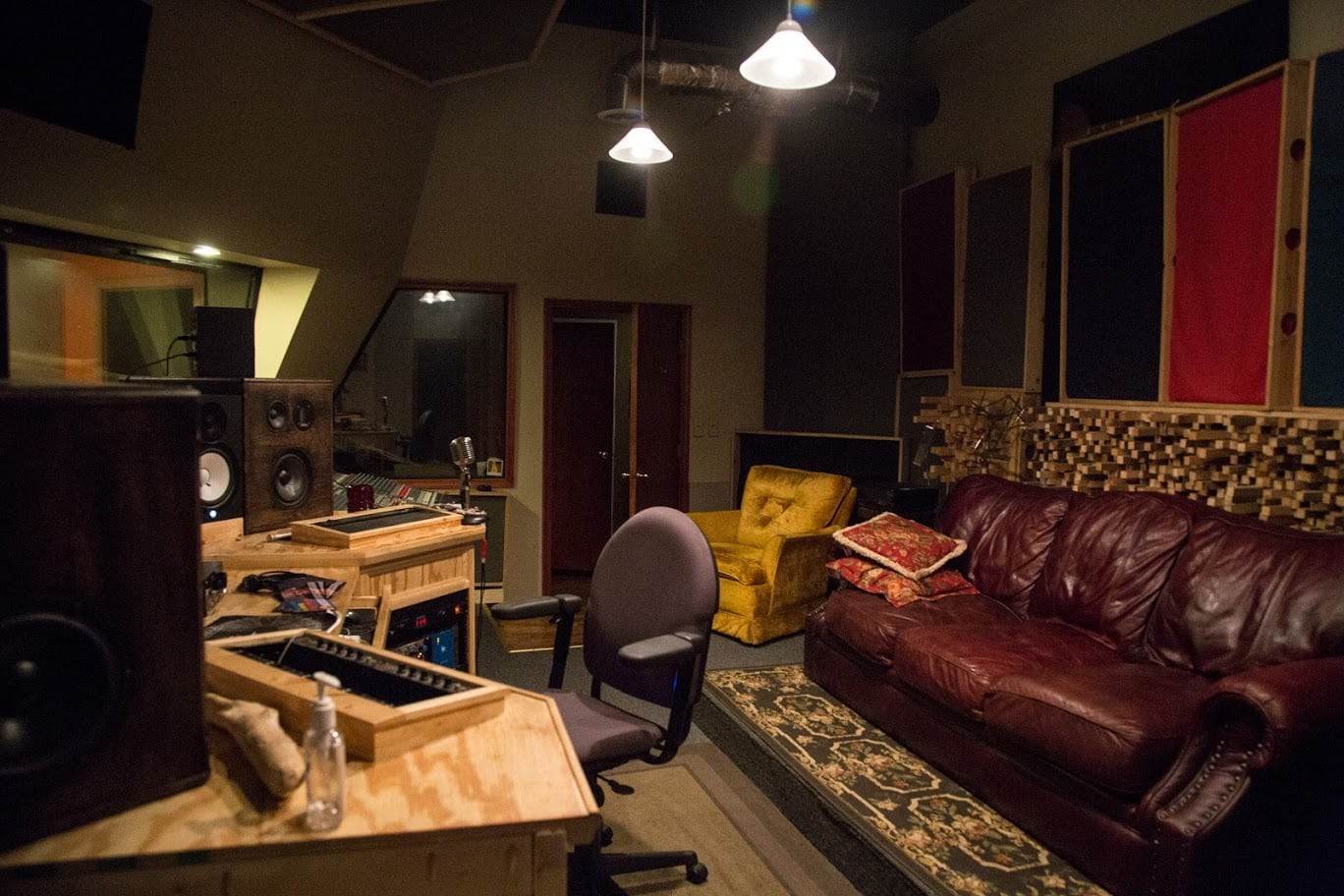 Pictures of Our Recording Studio In Cleveland, Ohio